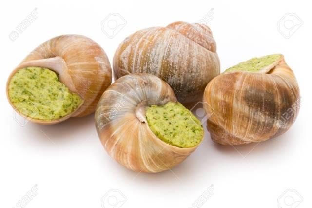 Les escargots